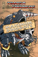 Transformers Maximum Dinobots Comics