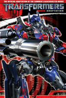 Transformers Movie Adaptation Comics