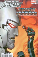 IDW Transformers Crossovers