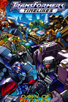 Transformers Timelines Comic Books