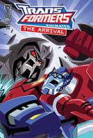 Transformers Animated Comics