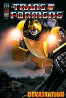 Transformers Devastation Comics
