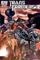 Transformers Foundation Comics