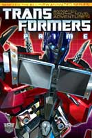 Transformers Prime Digests