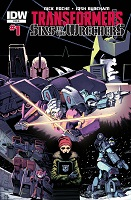 Transformers Sins of the Wreckers Comics