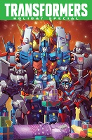 Transformers One Shot Comics