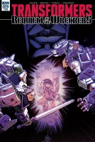 Transformers Requiem of the Wreckers Comics