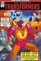 Transformers Deviations Comics