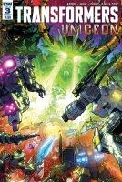 Transformers Unicron Comics